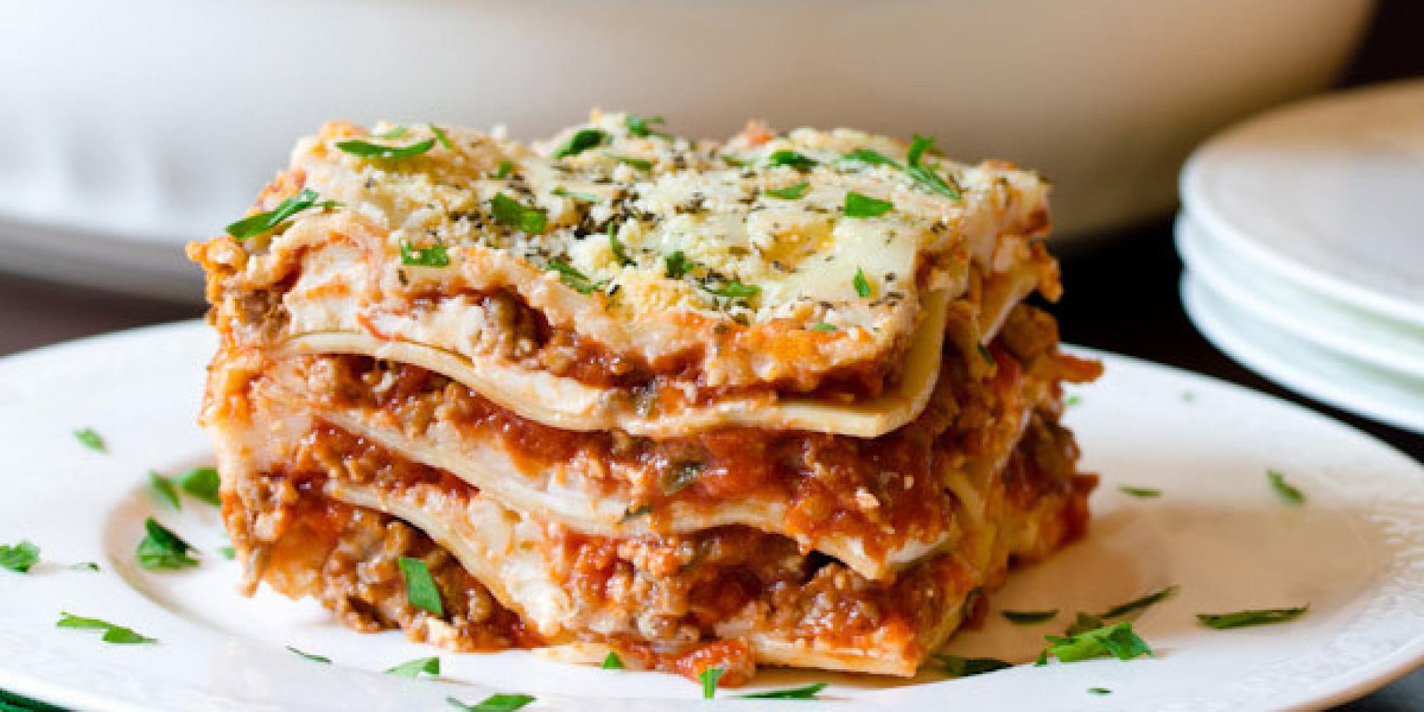 fasta lasagna