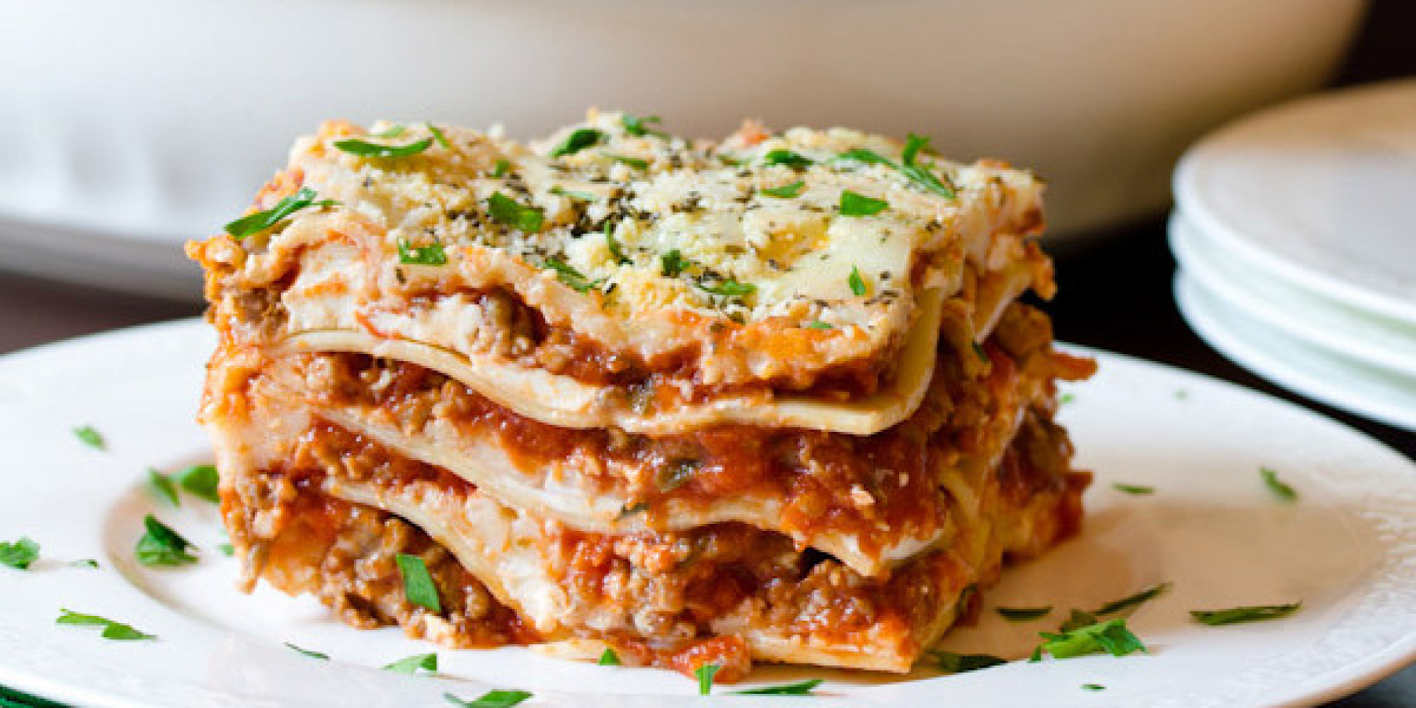 Fasta Lasagna Print this Recipe
