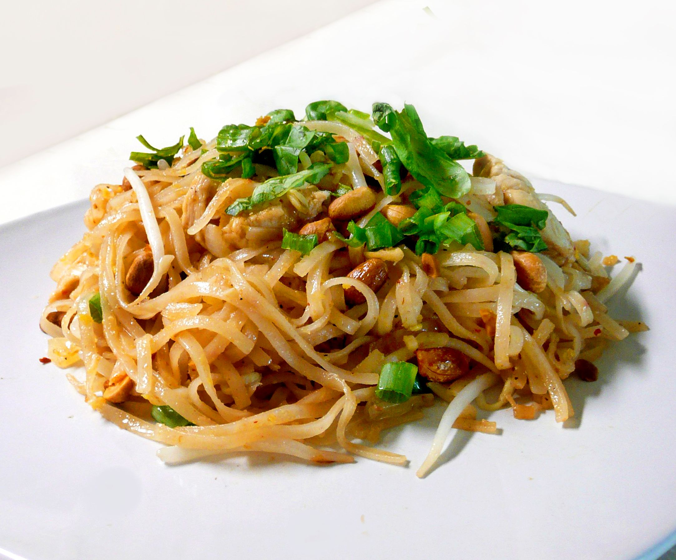 Pad Thai Print this Recipe