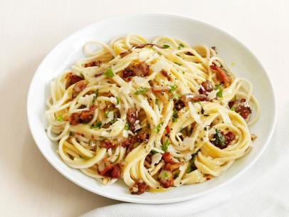 spaghetti carbonera