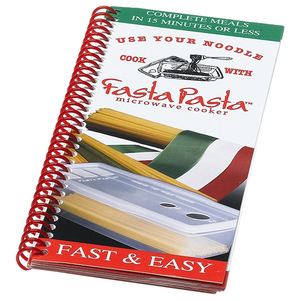 Fasta Pasta Cookbook